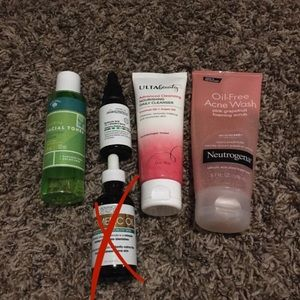 UPDATED Skincare bundle